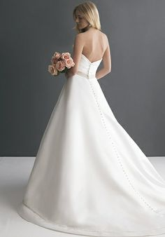 Allure Romance Wedding Dresses - The Knot