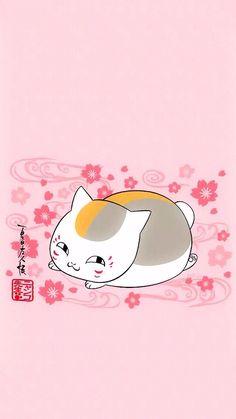 Anime Cat, Manga Anime, Natsume Takashi, Chibi Cat, Natsume Yuujinchou, Maneki Neko, My Spirit Animal, Manga Games, Anime Shows