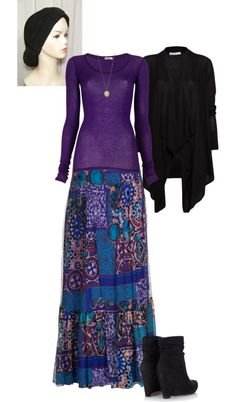 """""""Modest Outfit 147"""" by christianmodesty on Polyvore"""