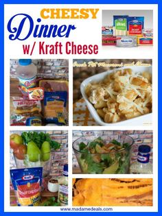 Do you love cheese? Time to stock up with Target Weekly Wow promo buy any 5 Kraft Cheese products for $10 until 9/20 only. Plus check out my Easy Cheesy Dinner Recipes with Kraft Cheese #ad http://goo.gl/FjaFQb