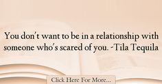 Tila Tequila Quotes About Relationship - 58270