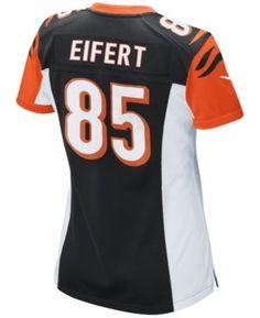 Nike Women's Tyler Eifert Cincinnati Bengals Game Jersey  - Black XXL