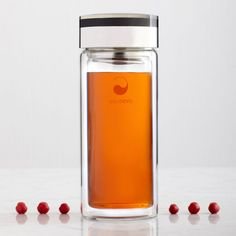 16oz, double-walled Therm-O bottle combines beauty with practicality