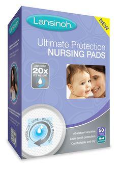 7 must-haves for breastfeeding moms | Lansinoh Nursing Pads