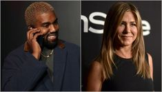 Kanye West threw shade at Jennifer Aniston for her appeal to Americans