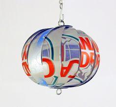 recycled metal ornament   Carlos N. Molina