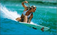 I would LOVE to learn how to surf!