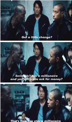 Favorite scene in Fast 6 LOL