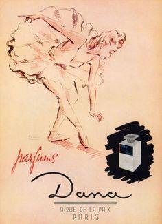 Dana 1946 Tabu, Facon Marrec, Dancer