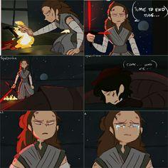 Me too, Rey...