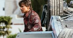 'Mission: Impossible 5' Clips, Featurettes & TV Spots Bring Big Action -- Tom Cruise and Simon Pegg try to evade gun-toting motorcyclists and more in a ton of 'Mission: Impossible Rogue Nation' footage. -- http://movieweb.com/mission-impossible-5-rogue-nation-clips-chase/