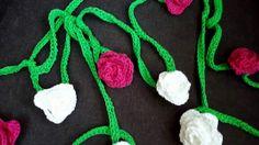 Kopie von Häkeln Zauberhafter Märchenwald Crochet Necklace, Youtube, Baby, Deko, Crochet Collar, Newborn Babies, Infant, Baby Baby