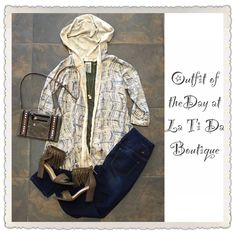 #ootd #outfitoftheday #cubism hoodie #freepeople tank top #jagjeans #freedom denim #sbicca sandals #monab handbag #thegivingkeys locket find it all at #latidaboutique where we are saying #byebyesummer #hellofall #shopsmall #shoplocal #boutique #fashion #loveshopping #shop