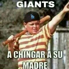 Q-vo! your killing me smalls! Dodgers Vs Giants, Dodgers Nation, Let's Go Dodgers, Dodgers Girl, Dodgers Baseball, Baseball Memes, Baseball Cards, Funny Memes, Hilarious