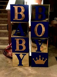 New baby shower ideas for boys decorations prince royal blue ideas - Babydusche Royal Baby Shower Theme, Royalty Baby Shower, Baby Shower Azul, Baby Shower Oso, Idee Baby Shower, Fiesta Baby Shower, Boy Baby Shower Themes, Baby Shower Gifts, Baby Shower Decorations For Boys