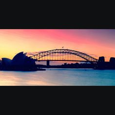 #sydney #sydneyharbour #sydneyharbourbridge #bridge #sunset #australiagram #amazingplace #australia_oz #operahouse #sydneyoperahouse #water #visitnsw #visitsydney #amazingview #landmark #aussiegram #photooftheday #picoftheday #seeaustralia #instralia #instatravel #silouette #sunglassesfilter #skyporn by benbotank79 http://ift.tt/1NRMbNv