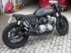 Honda CB 750 Brat Cafe | Straight Cafè - Moto Vintage, Cafe Racer, Scrambler e Brat Style usate.