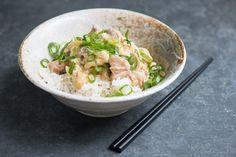 Japanese Breakfast Recipe: Oyakodon Donburi from souschef.co.uk