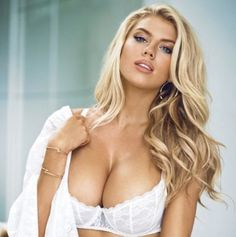 Charlotte McKinney! Want to see more beautiful ladies? Yes? Then check out my board Golden International Beauties by clicking this link. https://www.pinterest.com/Gibeauties/golden-international-beauties/  To see more Charlotte McKinney click the picture above.