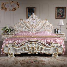 The Most Amazing Queen Bedroom Bed Set, Furniture Designs Ideas Classic Bedroom Furniture, Bedroom Furniture Design, Bed Furniture, Quality Furniture, Diy Bedroom Decor, Furniture Cleaning, Baroque Bedroom, Queen Bedroom, Bedroom Bed