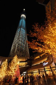 Tokyo Skytree Lighting KIZUNA