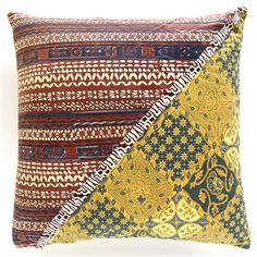 Java Batik Pillow No. 6