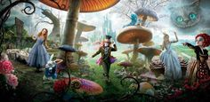 """""""Would you tell me, please, which way I ought to go from here?"""" """"That depends a good deal on where you want to get to."""" """"I don't much care where –"""" """"Then it doesn't matter which way you go."""" ― Lewis Carroll, Alice in Wonderland"""