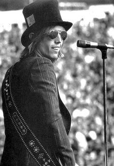 Bucket List: See Tom Petty and the Heartbreakers in concert.