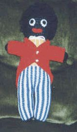 golliwog patterns on Pinterest Knitting Patterns, Stripe Pants and Dolls