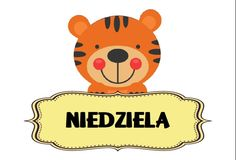 7-niedziela Montessori, Winnie The Pooh, Diy And Crafts, Kindergarten, Projects To Try, Sunday, Animation, Education, Christmas Ornaments