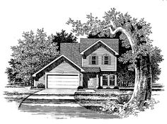 Eplans+Cottage+House+Plan+-+A+Long-Time+Favorite+-+1353+Square+Feet+and+3+Bedrooms+from+Eplans+-+House+Plan+Code+HWEPL04257