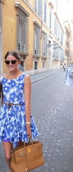 SF- y'all sent me that cute Maggy London dress from this and it was a win!-Olivia Palermo - super cute!