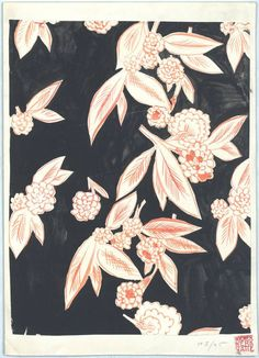 /wethespies for more ✨ Art And Illustration, Pattern Illustration, Illustrations, Textile Patterns, Textile Prints, Print Patterns, Floral Prints, Floral Patterns, Surface Pattern Design