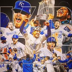 It's not a dream, the @KCRoyals are World champions. | MLB.com