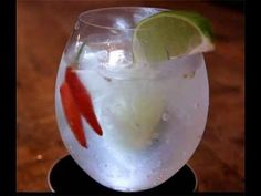 Spicy Gin and Tonic Recipe – ShowMeTheCurry.com