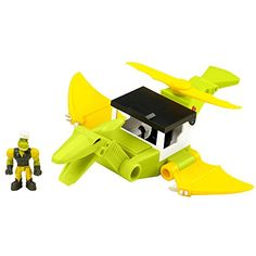 Educational Insights Dino Construction Company Rescue Crew Cyclone The Pteranodon Helicopter Toy -- Check this awesome product by going to the link at the image.