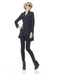 Lydia Trench Coat  Price : $159.00 http://www.spiegel.com/Spiegel-92742-Lydia-Trench-Coat/dp/B00GU1SE38