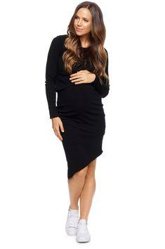0f8f7e7387b Black nursing dress Australia - Ever After Layered Dress – BAE The Label  Australia Maternity Fashion