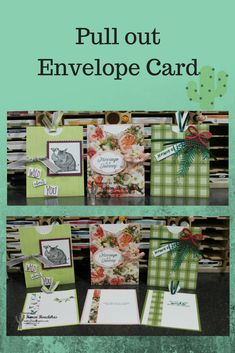 Here is a fun card idea perfect for any occasion!
