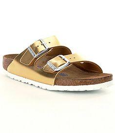 Birkenstock Arizona Soft Footbed Sandals #Dillards