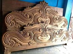 Rococo Furniture, Bedroom Furniture Design, Metal Furniture, Handmade Furniture, Bed Furniture, Box Bed Design, Sofa Design, Beautiful Bedroom Designs, Beautiful Bedrooms