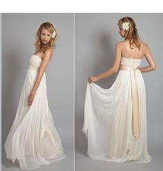 simple rustic wedding dress - Google Search
