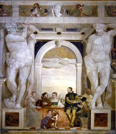 Italian Villas: Villa Caldogno Nordera, Veneto, Italy