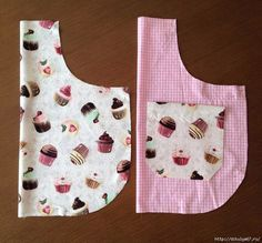 Ideas sewing bags for girls free pattern for 2019 - Herzlich willkommen Teen Sewing Projects, Sewing Projects For Beginners, Sewing Crafts, Sewing Aprons, Sewing Clothes, Sewing Patterns Free, Free Pattern, Pattern Sewing, Childrens Aprons