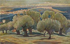Τα Ελαιόδεντρα, Μυτιλήνη - Κωνσταντίνου Μαλέα