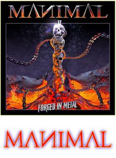 Burgos Btt Metal: Canciones para una vida - Manimal - Forged In Metal