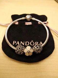 50% OFF!!! $119 Pandora Charm Bracelet. Hot Sale!!! SKU: CB01209 - PANDORA Bracelet Ideas