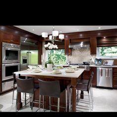 Dream kitchen by Candice Olsen