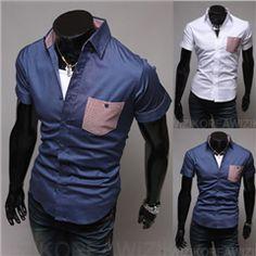 Mens Summer T Shirts, Shorts With Pockets, Polo Shirt, Mens Fashion, Shirt Dress, My Style, Ruler, Clothing Ideas, Clothes