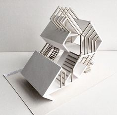 Concept Models Architecture, Architecture Model Making, Interior Architecture, Landscape Architecture, Architectural Sculpture, Arch Model, Exhibition Booth Design, Sculpture Projects, Kiosk